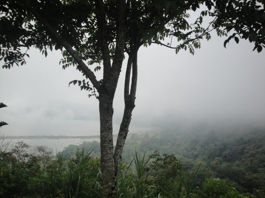 Озеро Буян на Бали