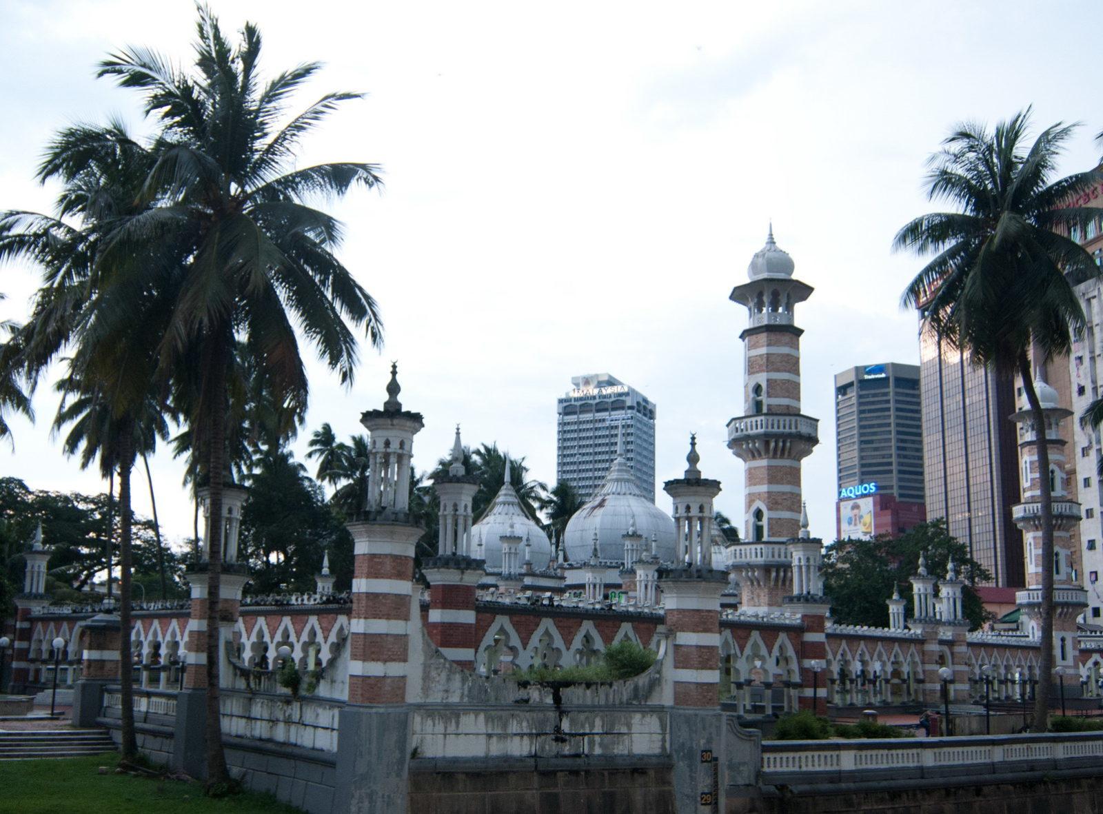 Достопримечательности Куала Лумпура. Часть 2-я.