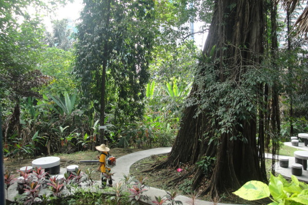 Озерный парк Куала Лумпур