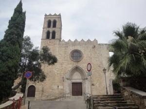 Церковь Санта-Мария Бланес