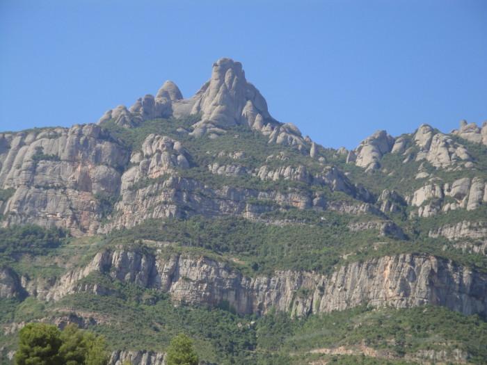 Монтсеррат гора