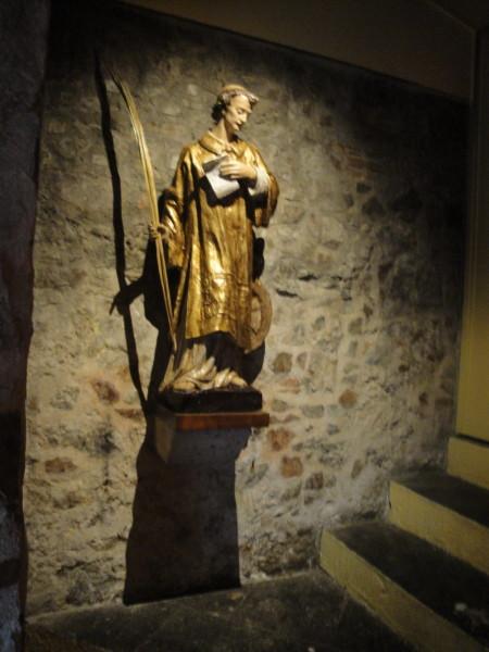 Церковь Сан-Винсен Тосса де Мар
