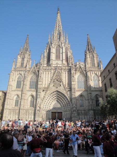 Кафедральный собор Барселона