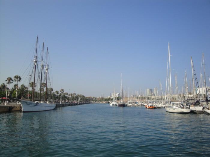 Порт Вель Барселона