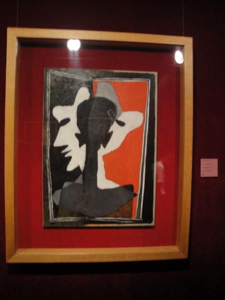 Картина в музее Дали