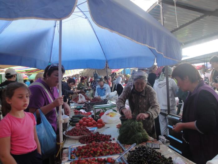 Иссык-Куль посёлок Бозтери