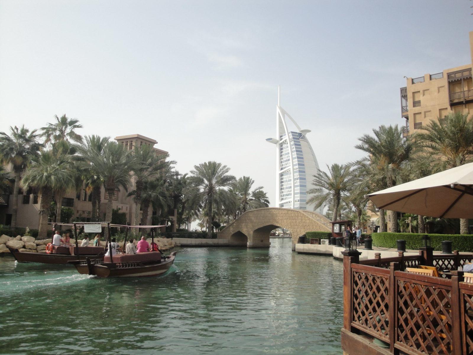 Экскурсия в Дубай
