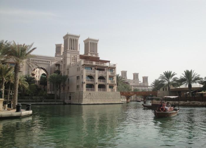 Дубайская Венеция