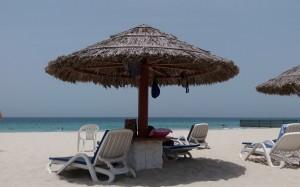 Пляж отеля Лулу в Шардже