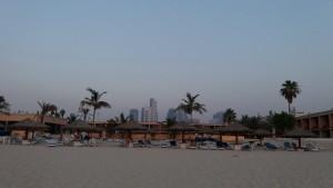 Шарджа пляж отеля Лулу