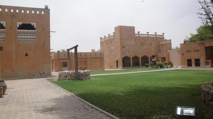 Дом шейха Зайда в Аль Айне