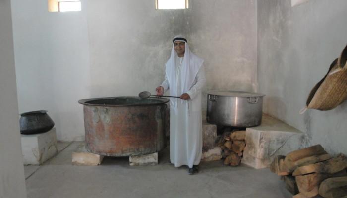 Аль Айн дом-музей шейха Зайеда