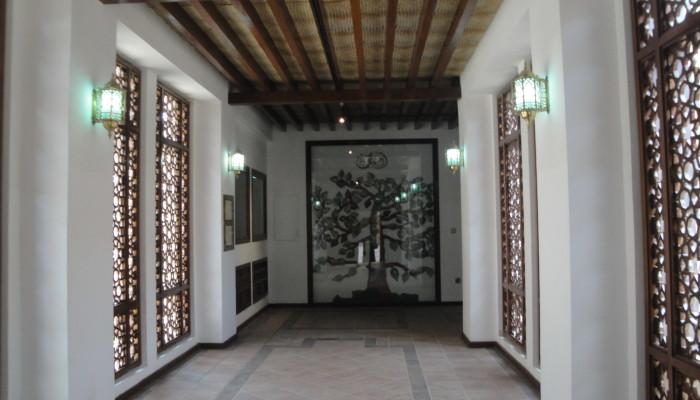 Дворец шейха Зайда