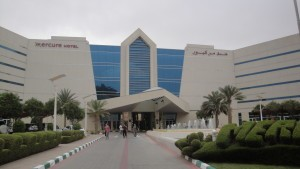 Mercure Grand Jebel Hafeet Al Ain 4*