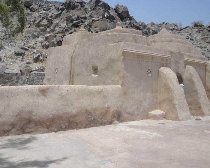 Мечеть Аль Бидия