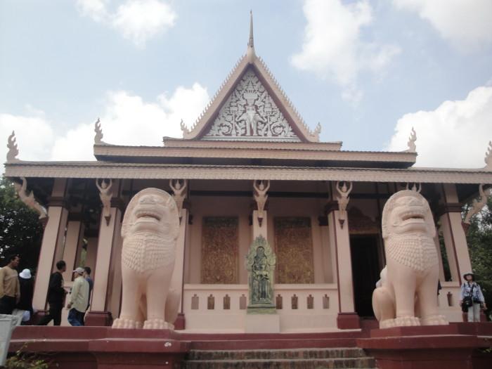 Ват Пном Пномпень