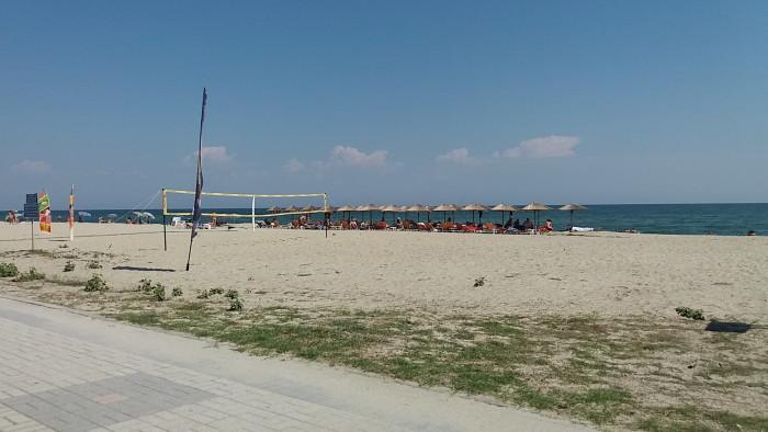 Пляж отеля Эдем Холидей Клаб