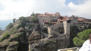 Монастырь святого Стефана.