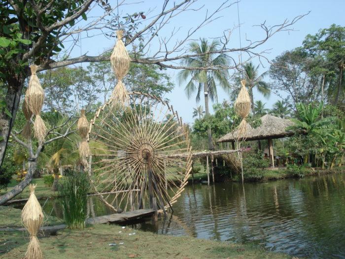 Туристическая деревня Бин Куой