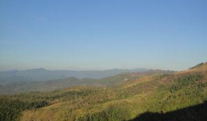 В горах Вьетнама
