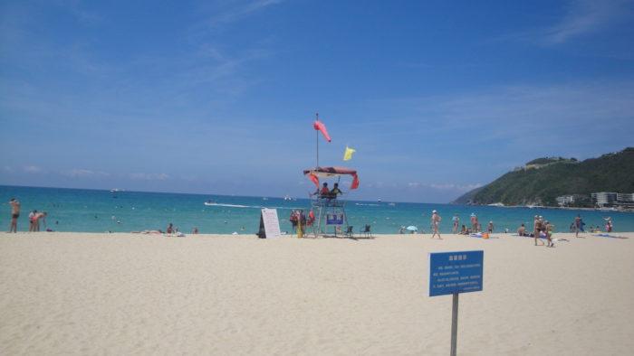 Пляж Додунхай