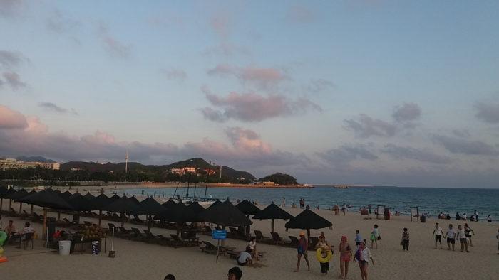 Пляж Дадунхай