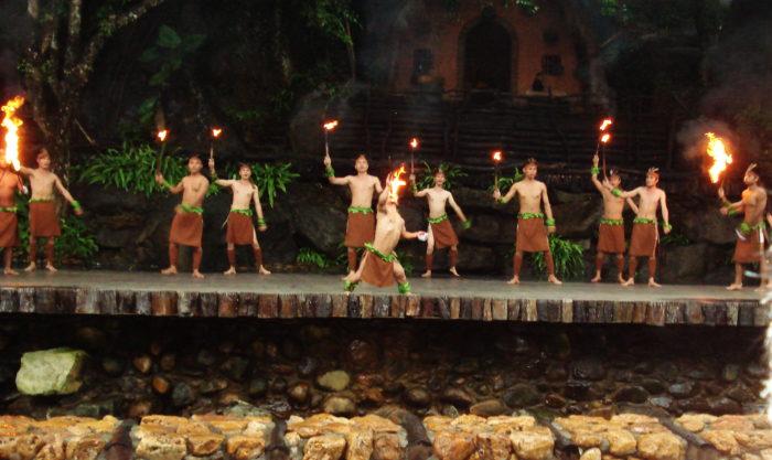 Этническая деревня на Хайнане