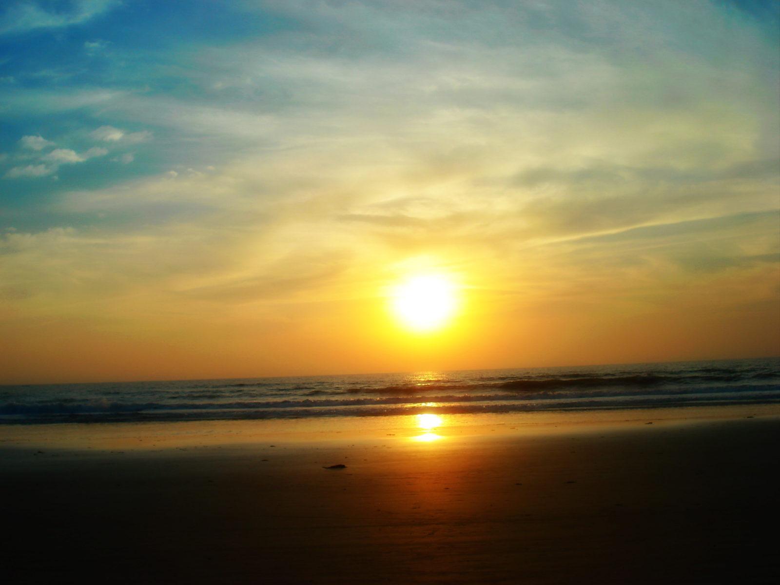 Пляж Колва на Южном Гоа