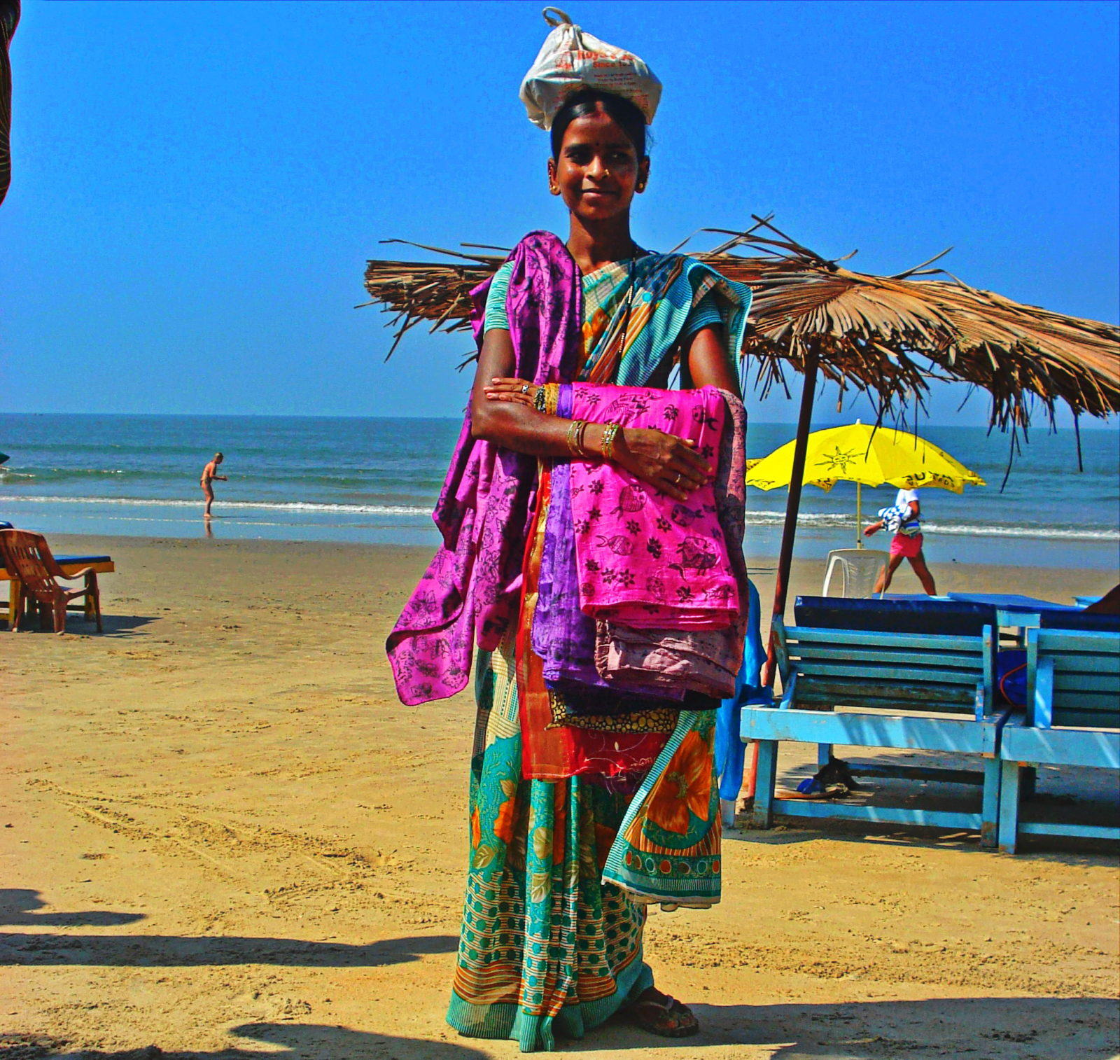 Индия фотографии туристов