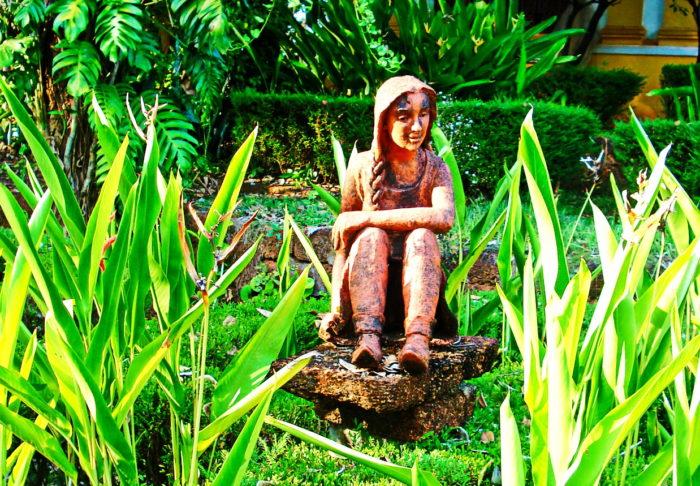 Усадьба на Южном Гоа