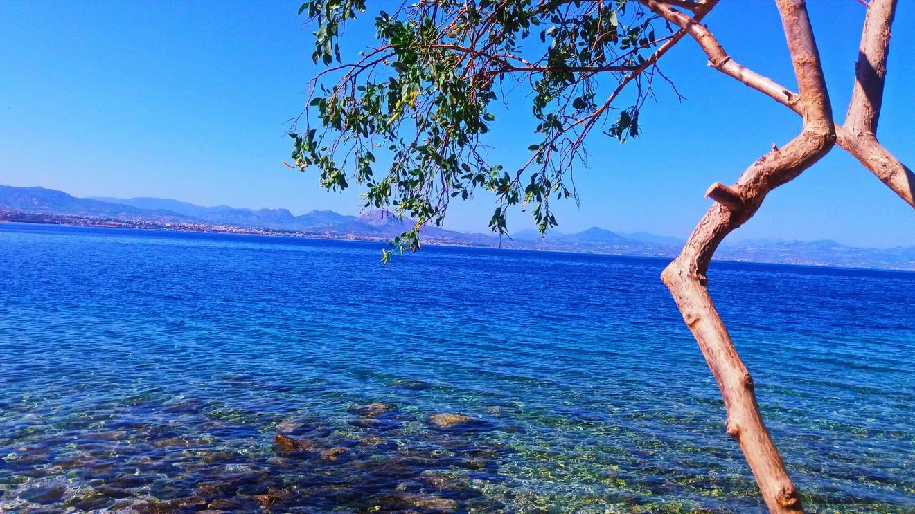 Отдых у моря в Греции