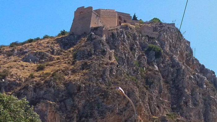 Крепость Акронафия