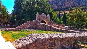 Сухие ворота в Нафплионе