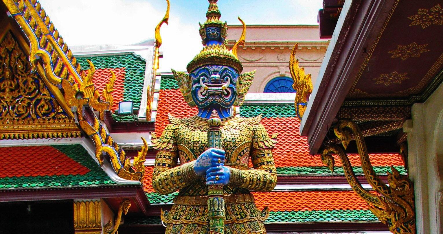 Что интересного в Бангкоке