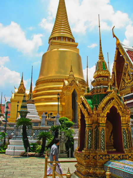 Дворец в Таиланде
