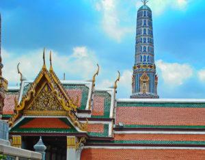 Королевский дворец Таиланда