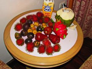 фрукты Таиланда фото