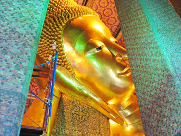 Лежащий Будда Бангкок