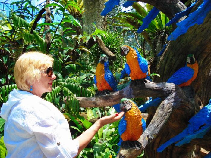 Парк птиц Паттайя