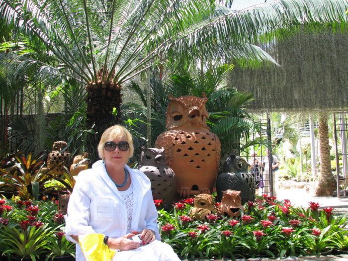 Сад Орхидей в Нонг Нуч