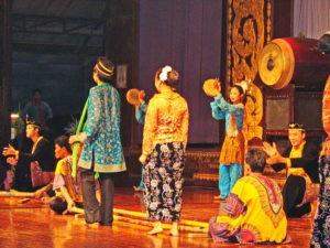 Шоу в Паттайе
