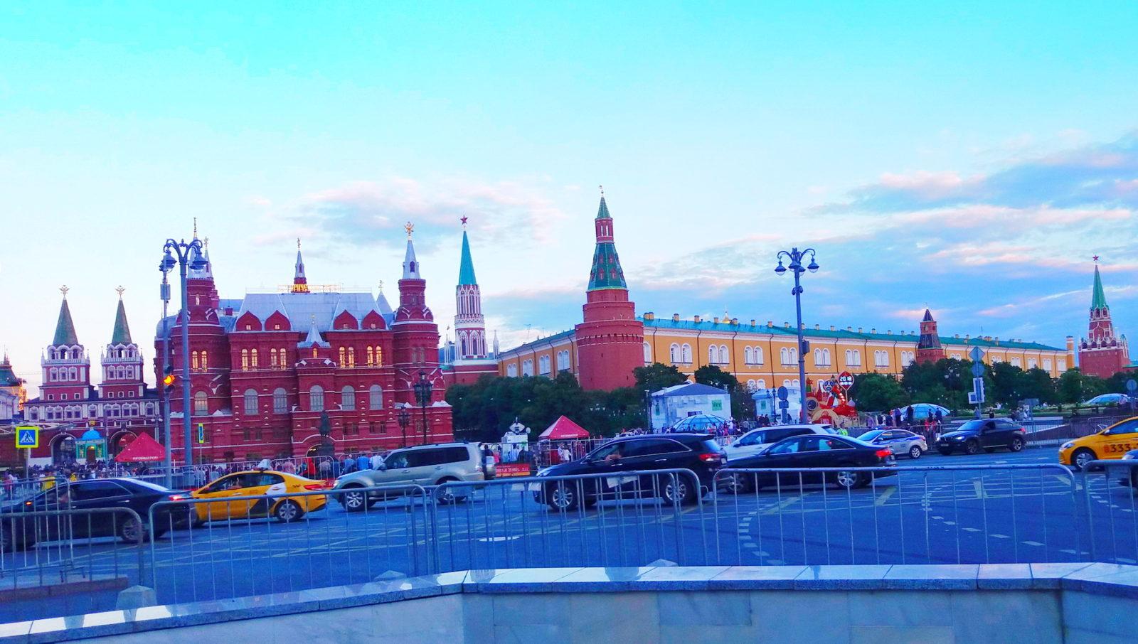 А любите ли вы Москву