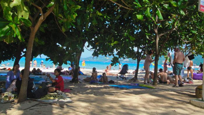 Пляж Patong Beach отзывы