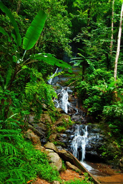 Водопад на Пхукете