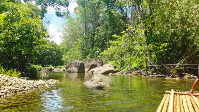 река на Пхукете