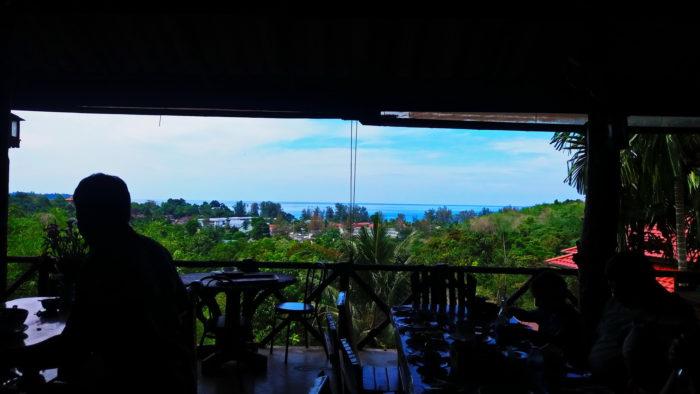 В ресторане фото