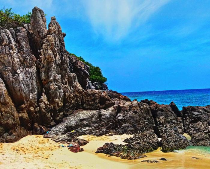 остров Таиланда фото
