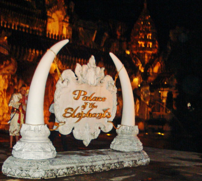Шоу фантазия Таиланд