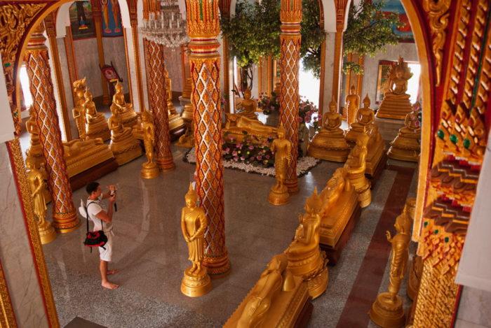 Самый красивый храм Пхукета
