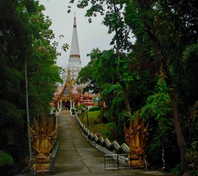 Красивейший храм Пхукета